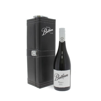 Botham81 series Shiraz in a hand embossed leather gift box