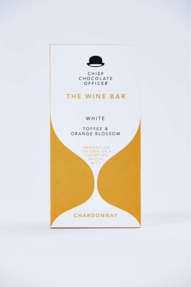 CCO Chardonnay matching chocolate
