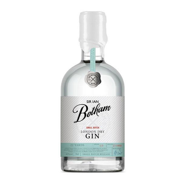 Sir Ian Botham Small Batch London Dry Gin