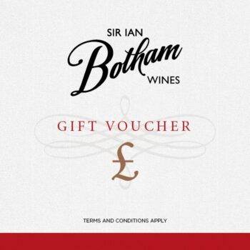Sir Ian Botham DISCOUNT WINE voucher