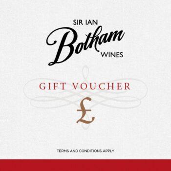 Sir Ian Botham DISCOUNT WINE voucher
