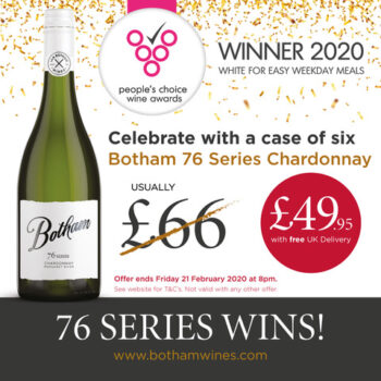Botham 76 Series Chardonnay