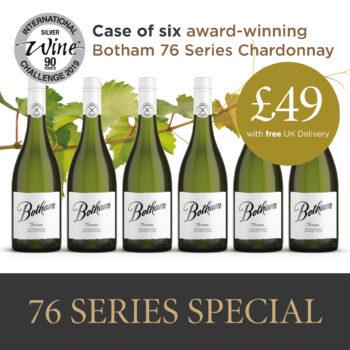 76 series Chardonnay offer