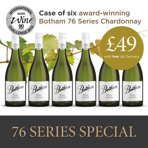 76 series Chardonnay offer