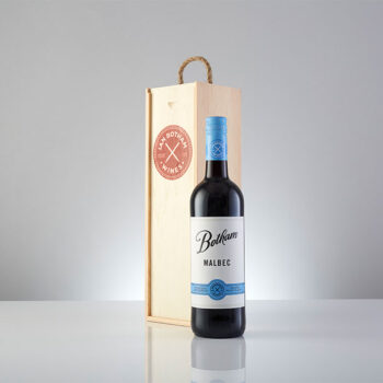 Botham Signature Malbec in a Wooden gift box