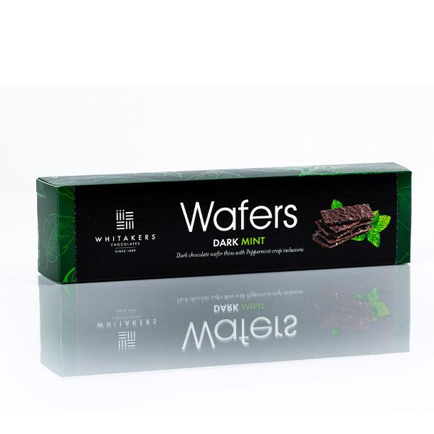 Dark Mint Wafers