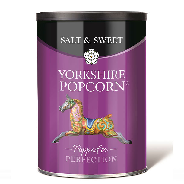 Yorkshire Popcorn Salt & Sweet