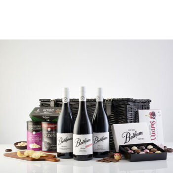 Premium Black Range Botham Wine hamper