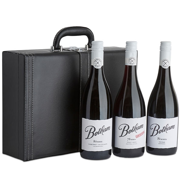 Case of Three Series Wines