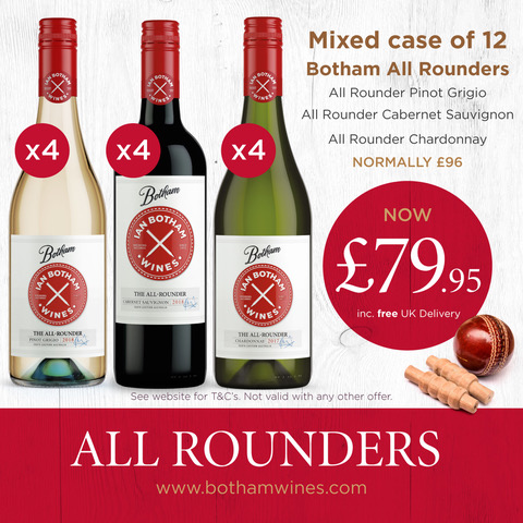 All Rounder Autumn Offer