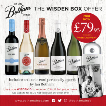 Botham Wisden Offer