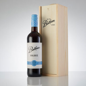 Botham Malbec in gift box