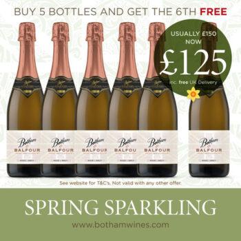 Spring Sparkling