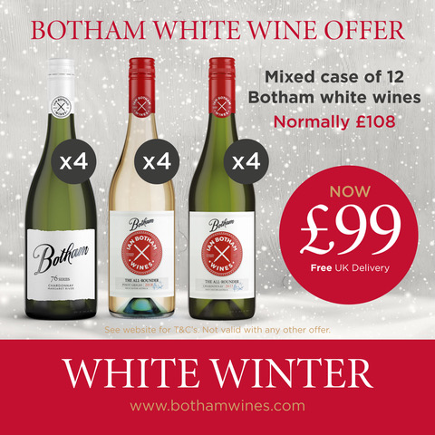 Botham White Wines