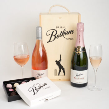 Botham Double Rosé gift box truffle chcolates