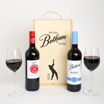 Cab Sav & Malbec in a gift box