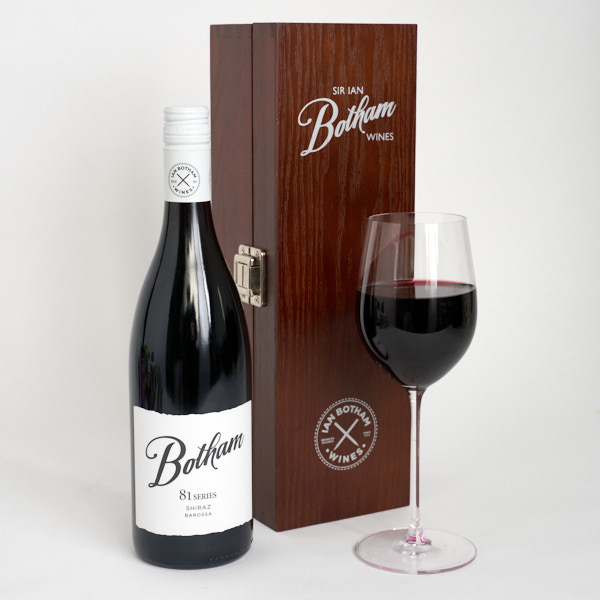 Botham 81 Series in a gift box