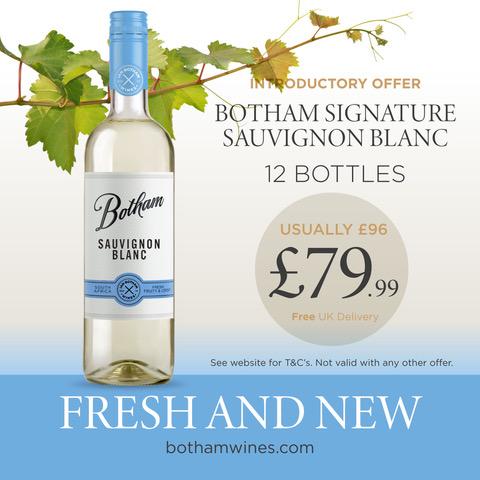 Signature Botham Offer